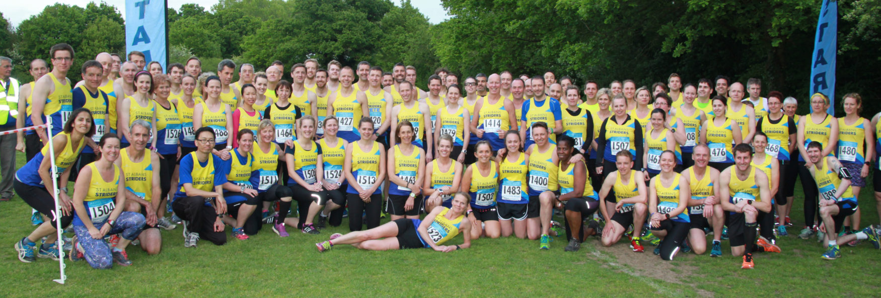 V1 Striders At The Mid Week League