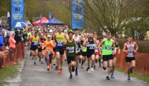 Start Of Berko Half  Paul Adams 870  By Richard Underwood  Cropped
