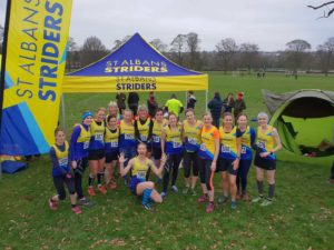 Women Xc Team By Mike Jubb
